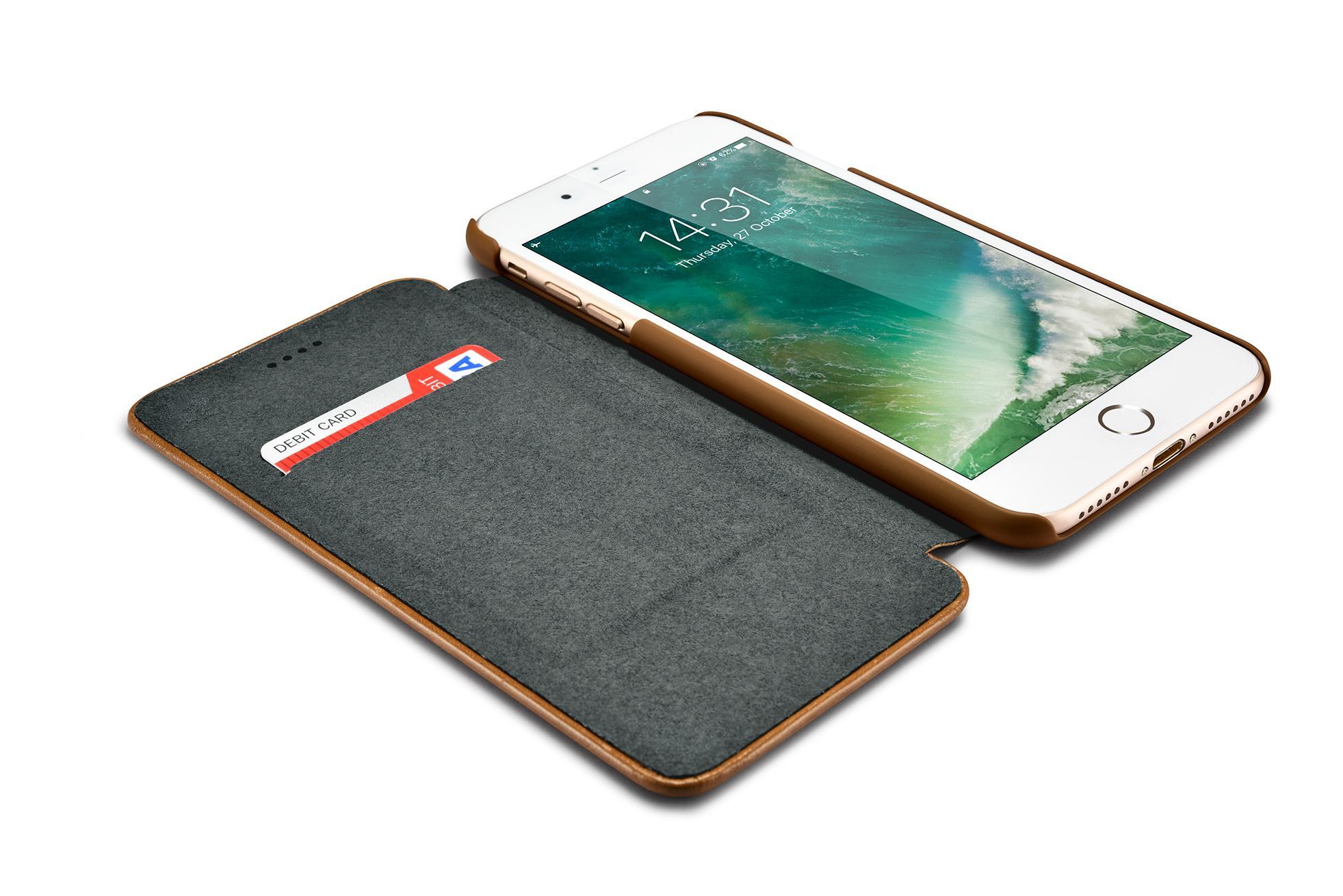 Xoomz iPhone 7 Silmarillion Leather Side Open Case 7