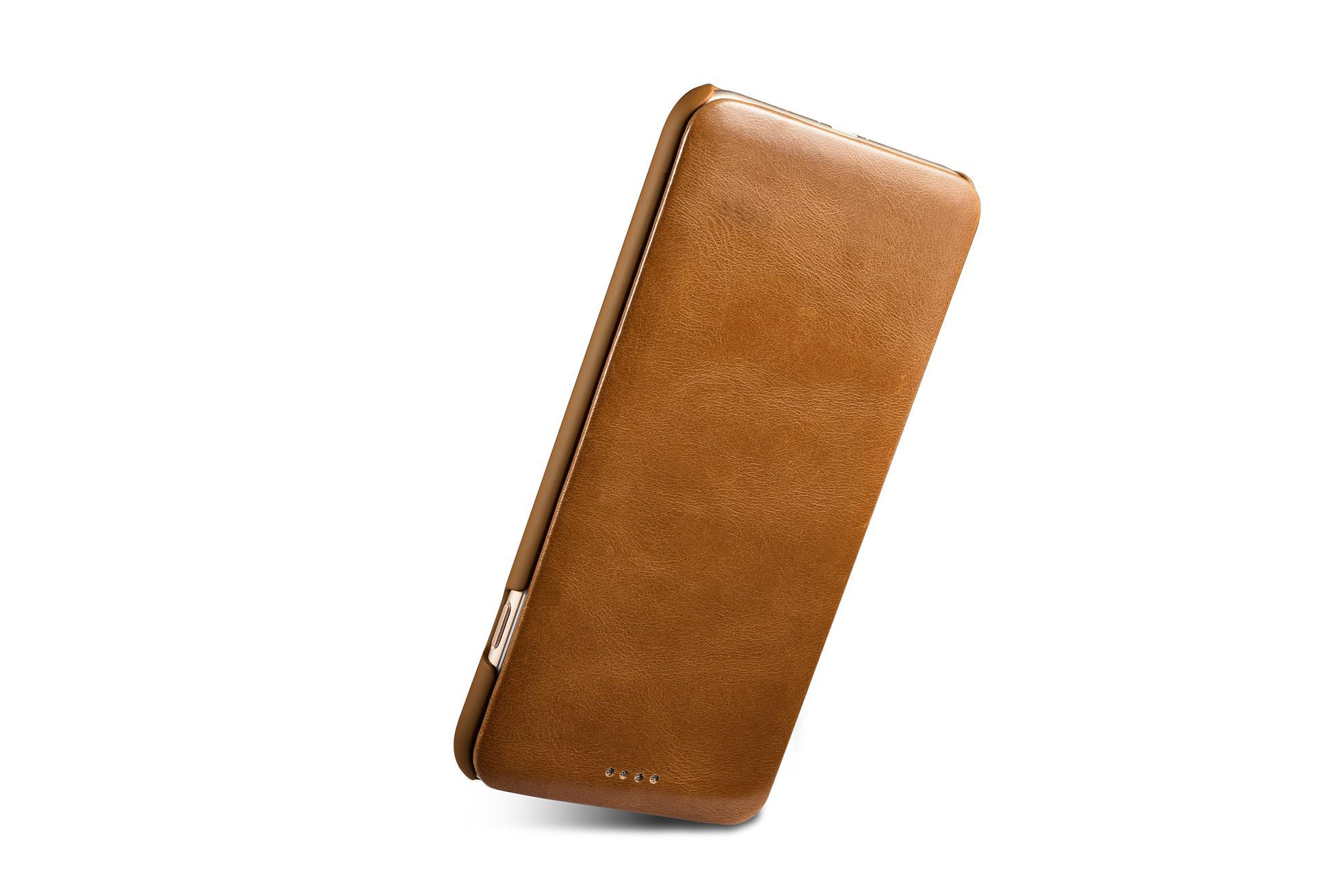 Xoomz iPhone 7 Silmarillion Leather Side Open Case 3