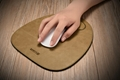 iCarer Shenzhou Real Leather Mouse Pad 10