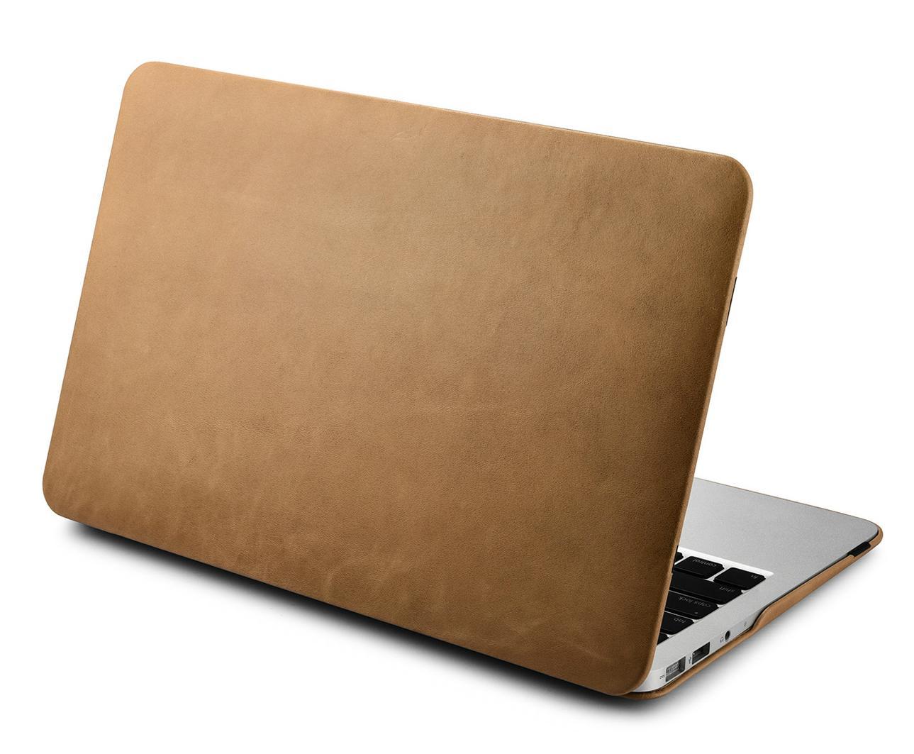 iCarer MacBook Air 11 inch Vintage Book Style Slim Folio Case 1