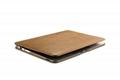 iCarer MacBook Air 11 inch Vintage Book Style Slim Folio Case 5