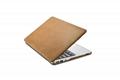 iCarer MacBook Air 11 inch Vintage Book Style Slim Folio Case 13