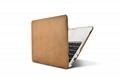 iCarer MacBook Air 11 inch Vintage Book Style Slim Folio Case 14