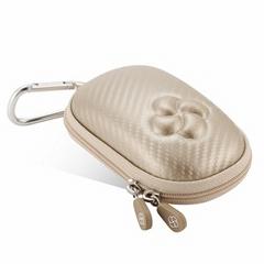 Apple Magic Mouse Case Bag Organizer-Gold