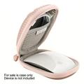 Apple Magic Mouse Case Bag Organizer-Rose Gold