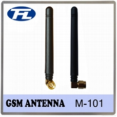 GSM Rubber Antenna Whip Antenna For Mobile Phone
