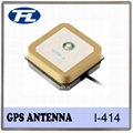 Embedded GPS Dielectric Antenna