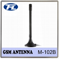 Magnetic Base GSM Rubber Antenna  Whip Antenna