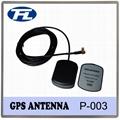 Compact Size Car GPS Active Antenna 3