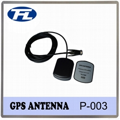 Compact Size Car GPS Active Antenna