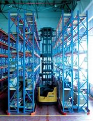 廣東 貨架選海力 一站式倉儲設備商供應窄巷道貨架