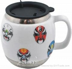 肇慶陶瓷保溫杯