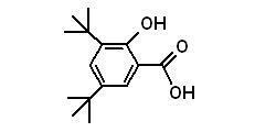 二叔丁基水杨酸 1