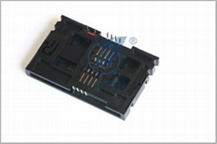 Contact IC Card Connector