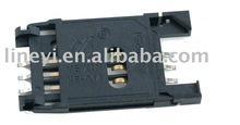 6 pin SIM Card Holder