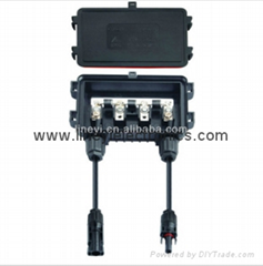 100-180W PV Junction Box IP65 1000V with TUV certified  (Hot Product - 1*)