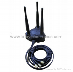 2.4g omini router antenna with SMA reverse