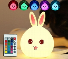 Cute Little Rabbit Night Light