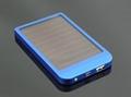 批發 超薄太陽能移動電源 光能