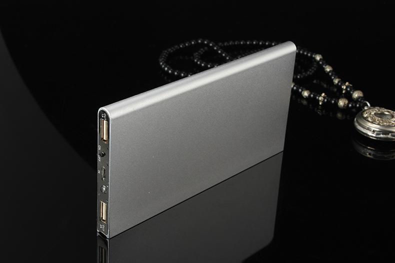正品便攜超薄移動電源20000毫安三星小米蘋果華為通用手機充電寶 4