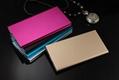 正品便攜超薄移動電源20000毫安三星小米蘋果華為通用手機充電寶 3