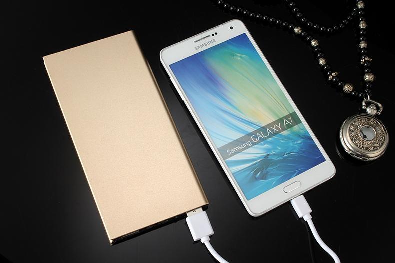 正品便攜超薄移動電源20000毫安三星小米蘋果華為通用手機充電寶 2
