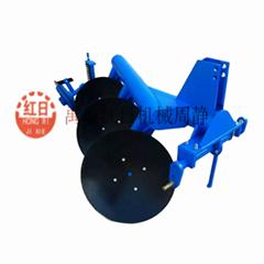 30系列焊接无缝管子犁   非洲农场耕整地重型圆管犁