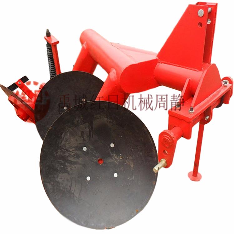 30系列焊接无缝管子犁   非洲农场耕整地重型圆管犁 3