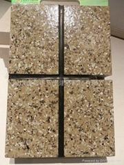花崗石飾面一體化成品板