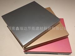 氟碳漆饰面一体化成品板