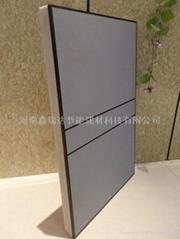 轻型保温装饰一体化成品板