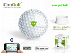 2014 new smart rc toy office golf ball