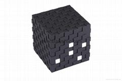 Magic Cube Bluetooth Wireless Speaker Award-winning Design Hands-free Microphone