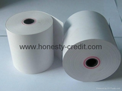 55GSM blank thermal paper roll