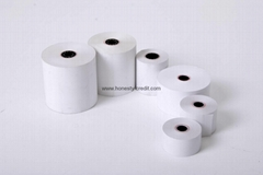 62GSM blank thermal paper roll