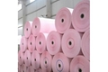 red color carbonless  jumbo roll