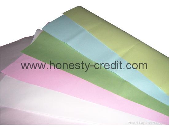 2/3/4-Plies NCR Paper Printing/photo copy paper 3