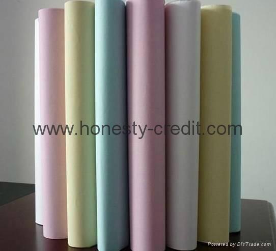 2/3/4-Plies NCR Paper Printing/photo copy paper 12