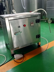 wine filling semi-automatic machine
