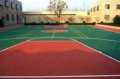 專業廠家超級低價供應籃球場建設設施