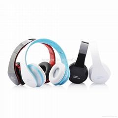 头戴式无线蓝牙耳机支持3.5有线播放