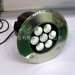 LED埋地射灯