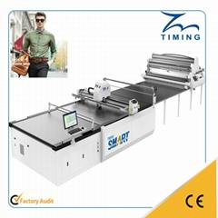 CNC textile fabric cutti