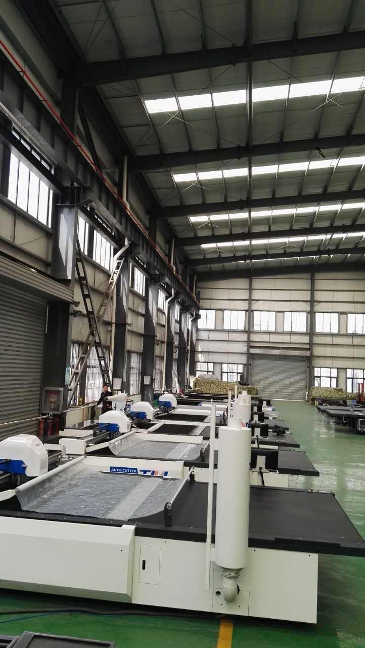 TMCC5-2220 CNC Cloth Cutting Machine For Garment Cutter 1