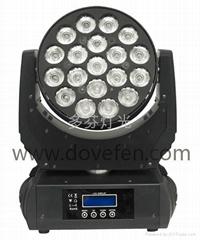 19顆12w四合一LED搖頭光束燈