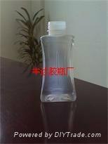 PP热灌装乳酸奶饮料瓶