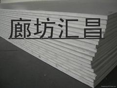 新型外墙聚氨酯复合保温板