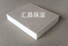 無機保溫材料聚氨酯復合板