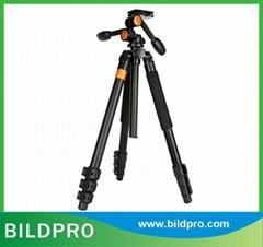 Professional Digital Camera Stand Aluminum Carbon Fiber Tripod Monopod
