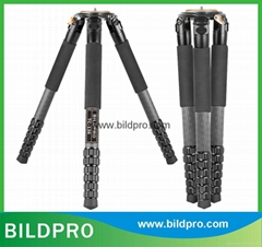 40mm Carbon Fiber Tripod Camera Digital Accessory Professional Tripod